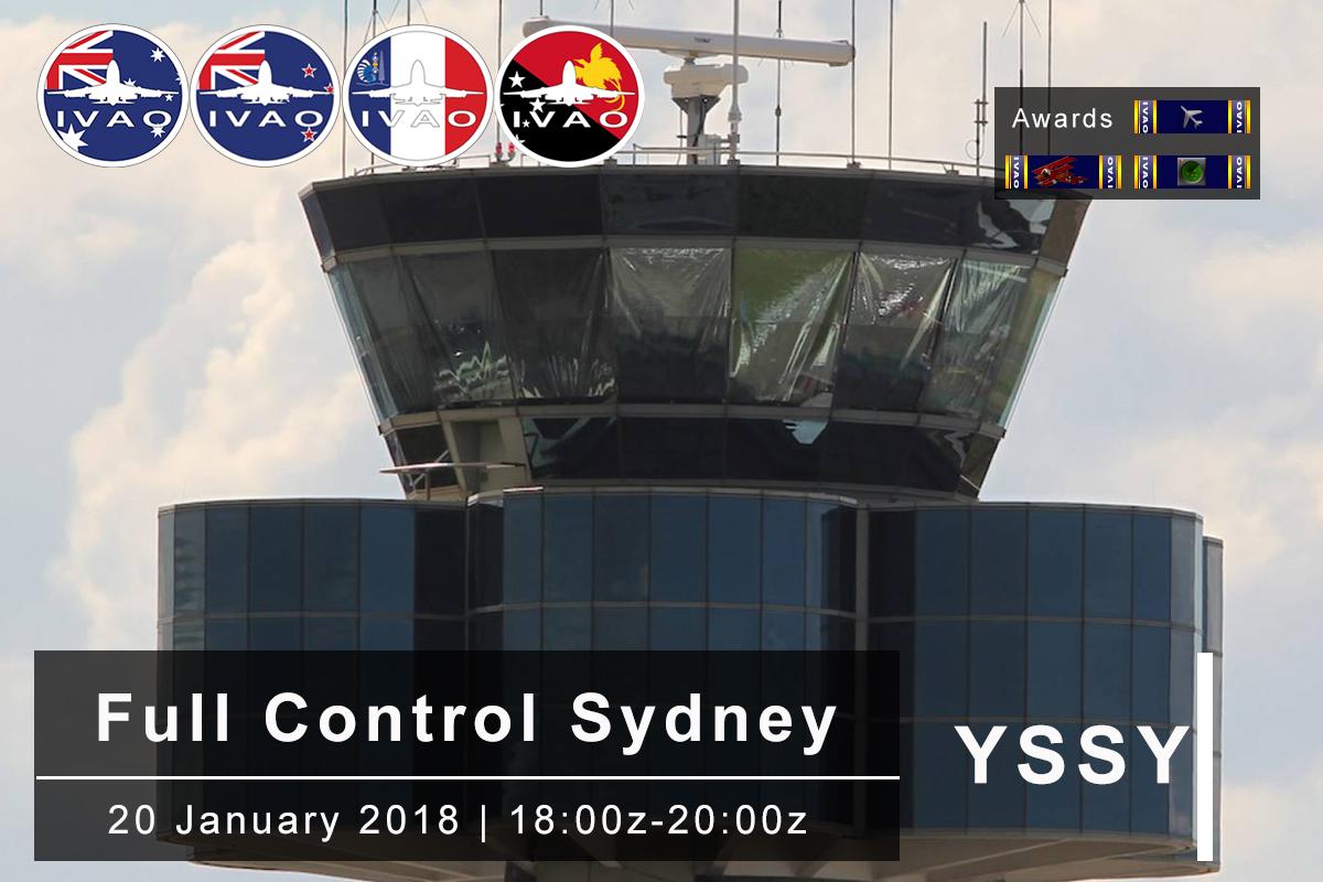 [XO] Full Control Sydney