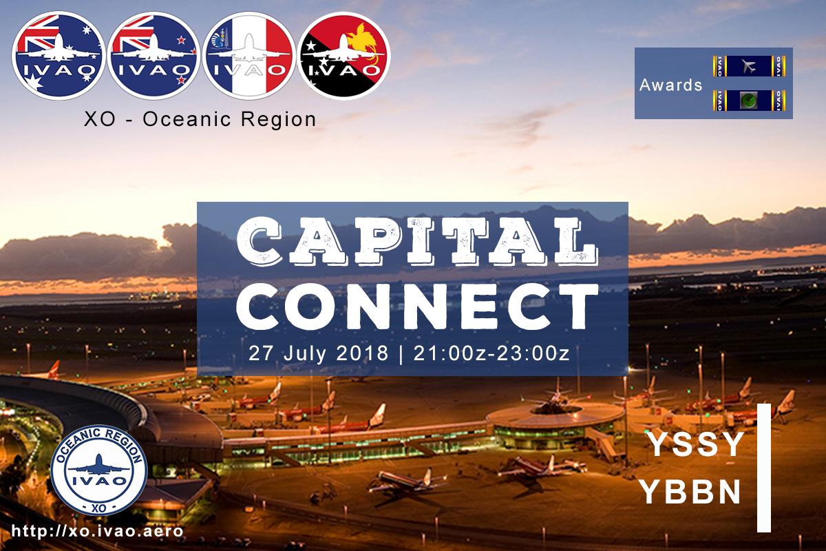 [XO] Capital Connect - YSSY Sydney/YBBN Brisbane